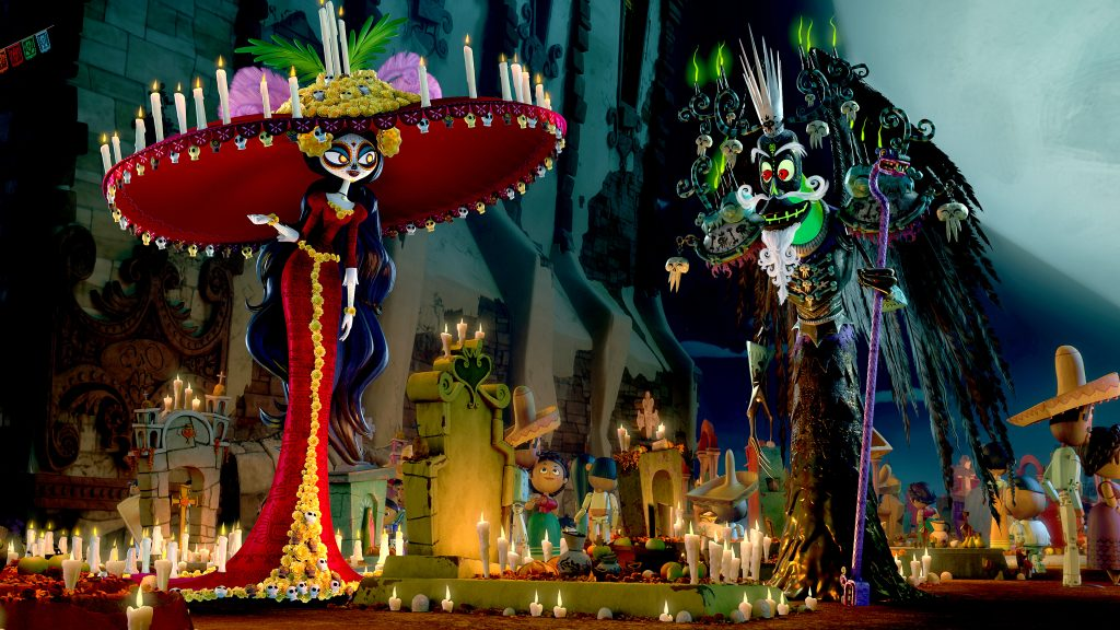 The Book Of Life 4K UHD Wallpaper