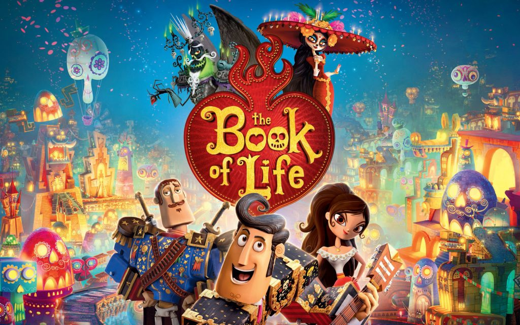 The Book Of Life Wallpaper