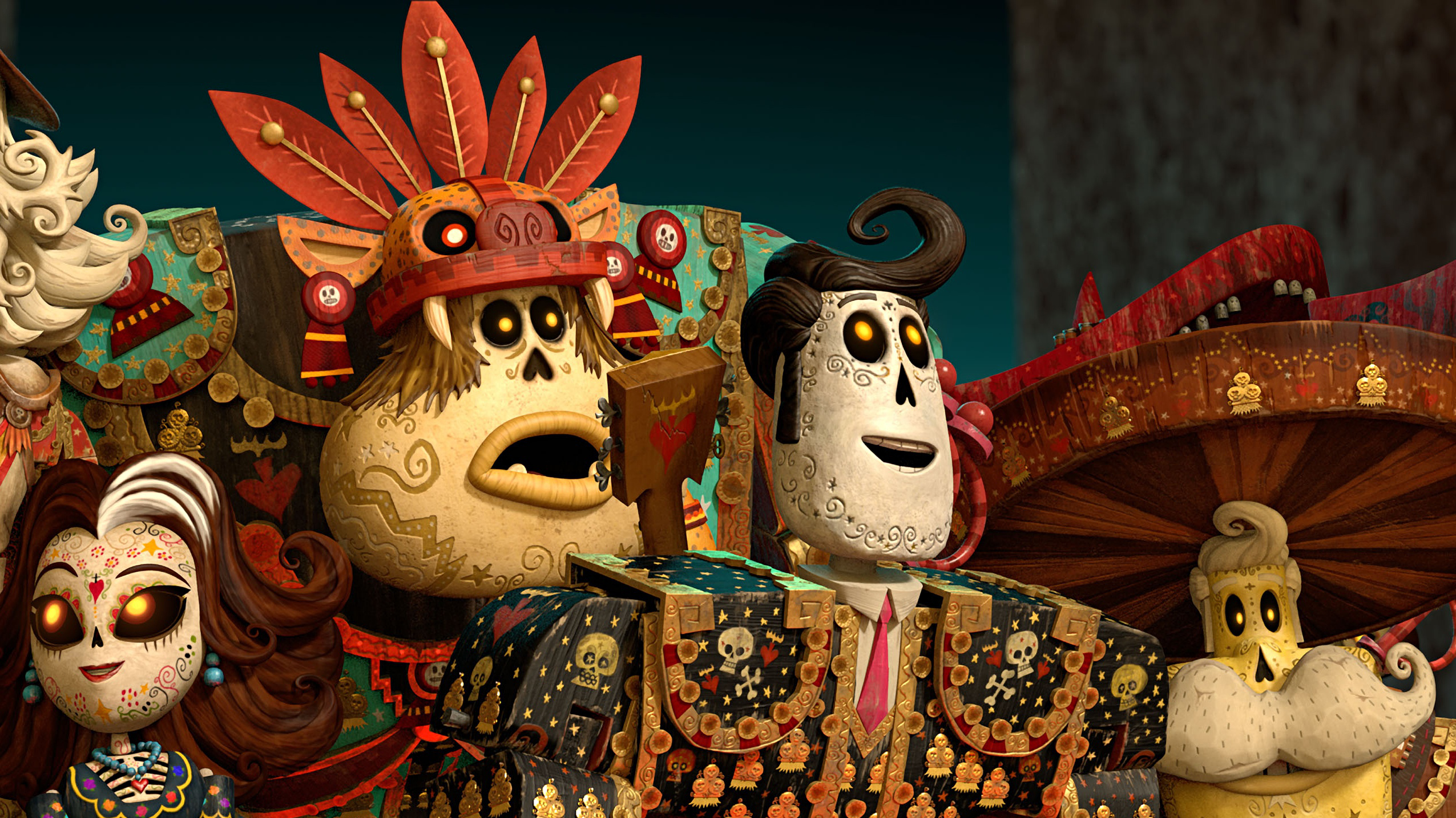 The Book Of Life Wallpapers, Pictures, Images