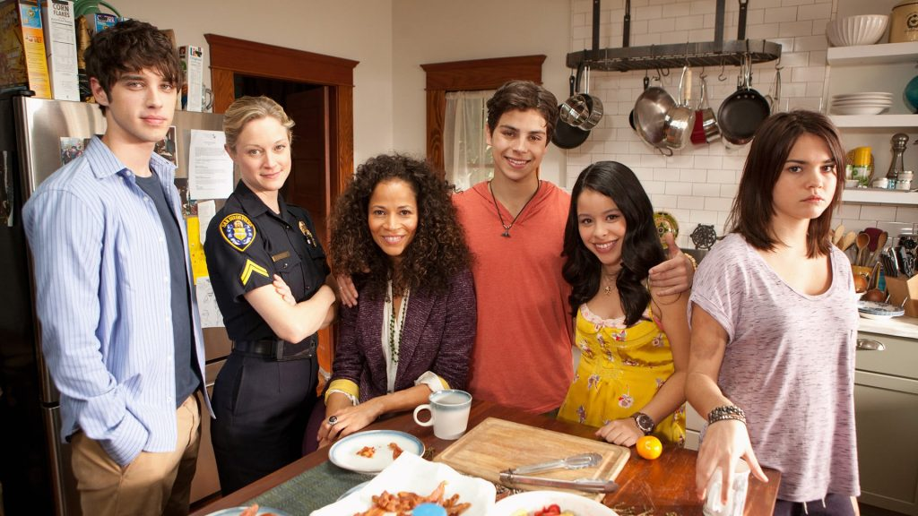 The Fosters Full HD Wallpaper