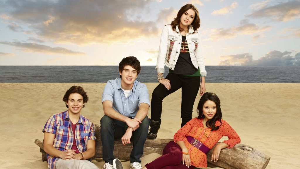 The Fosters Wallpaper