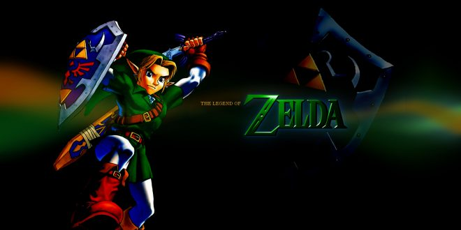 The Legend Of Zelda: Ocarina Of Time Wallpapers
