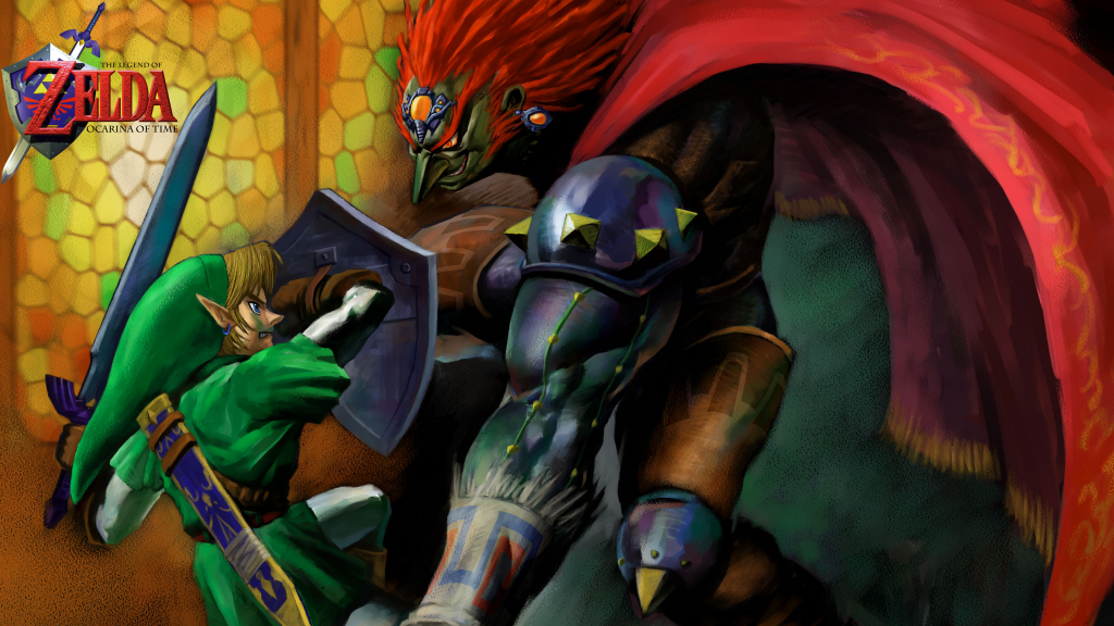 The Legend Of Zelda: Ocarina Of Time 4K UHD Wallpaper