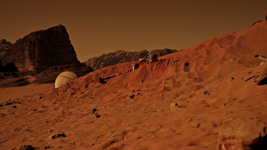 The Martian Full HD Wallpaper