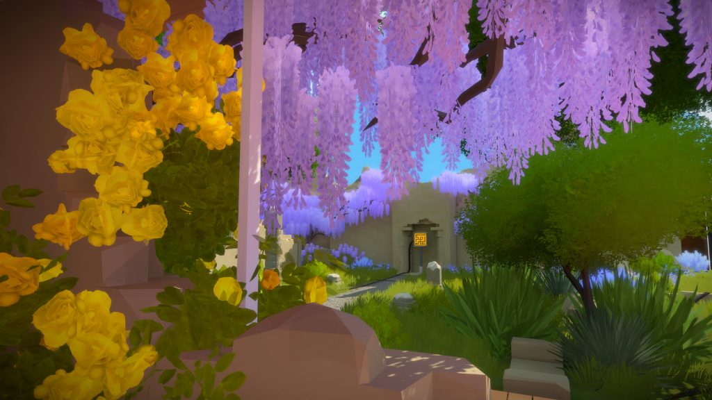 The Witness 4K UHD Wallpaper