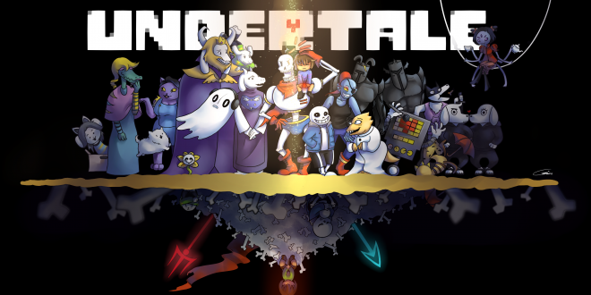 Undertale Backgrounds