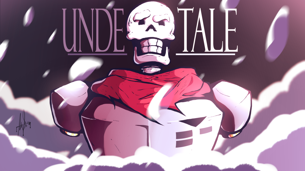 Undertale Full HD Background