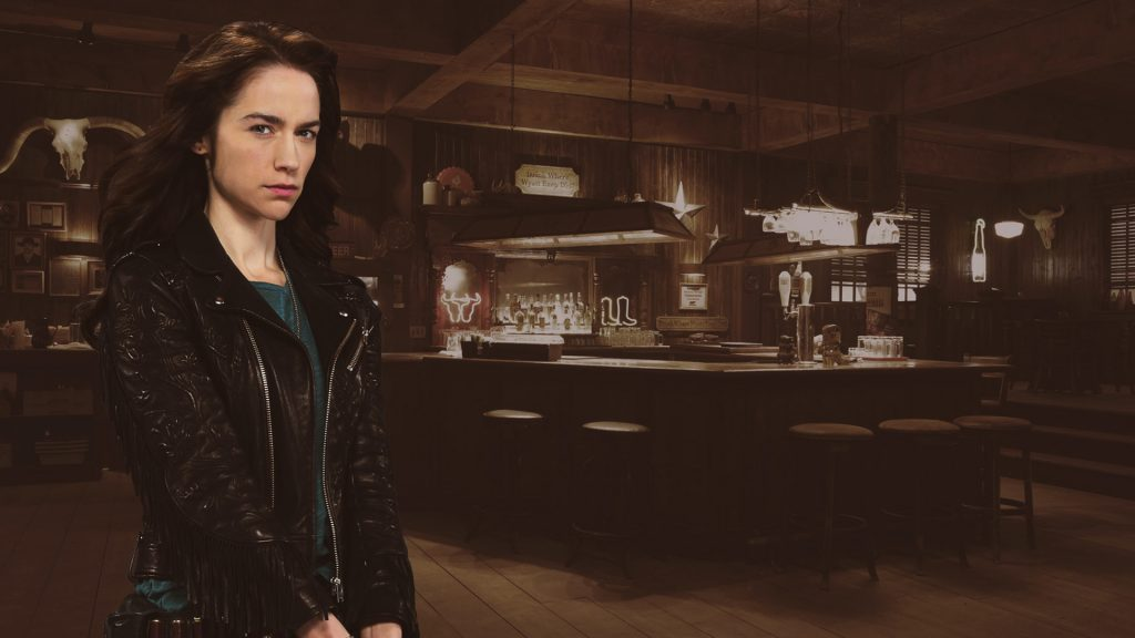 Wynonna Earp Full HD Wallpaper