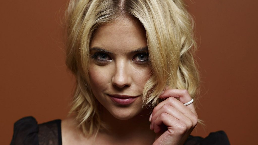 Ashley Benson Full HD Wallpaper