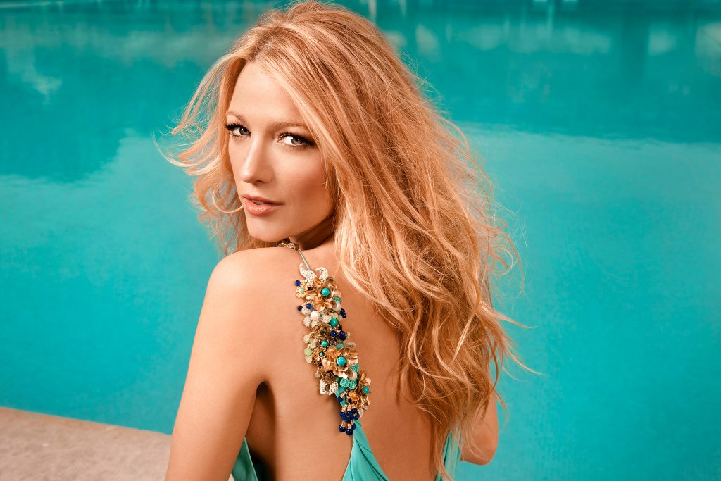 Blake Lively Background
