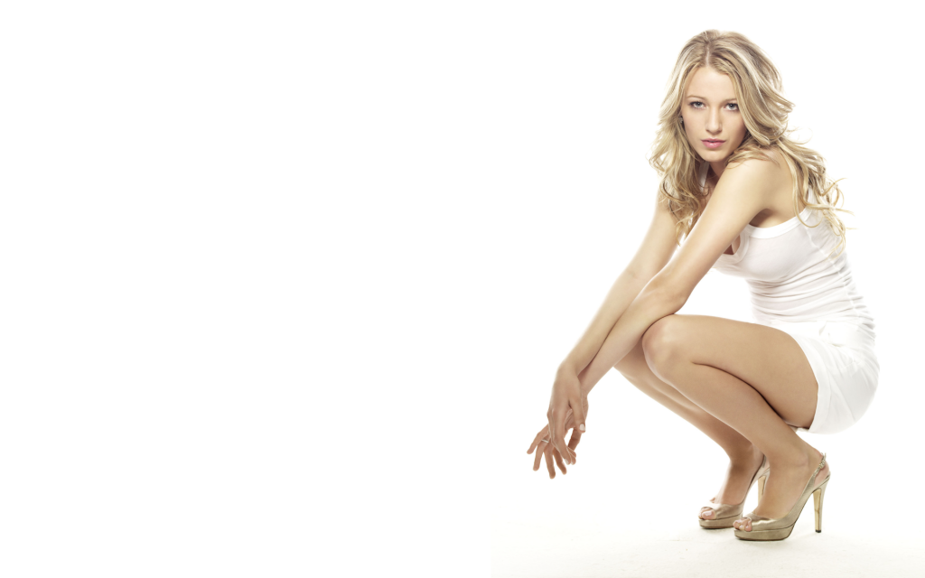 Blake Lively Widescreen Background