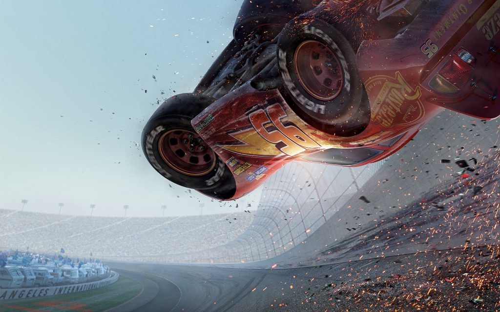 Cars 3 4K Ultra HD Wallpaper
