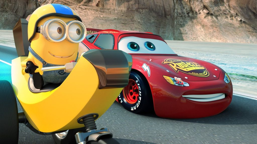 Cars 3 Full HD Wallpaper