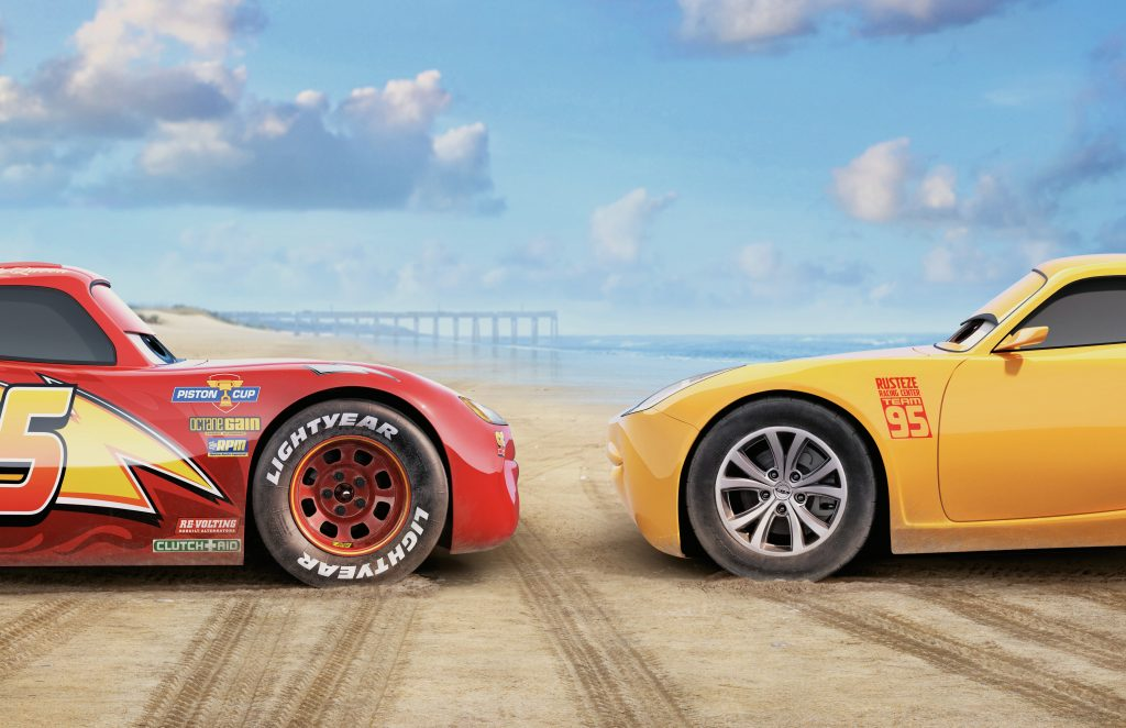 Cars 3 Wallpaper