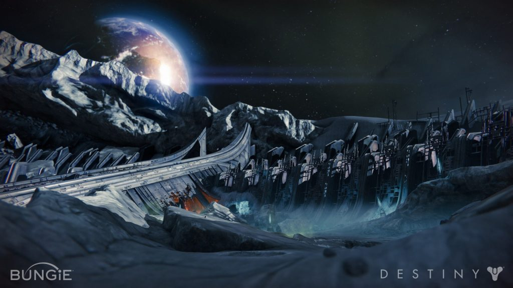 Destiny Full HD Background