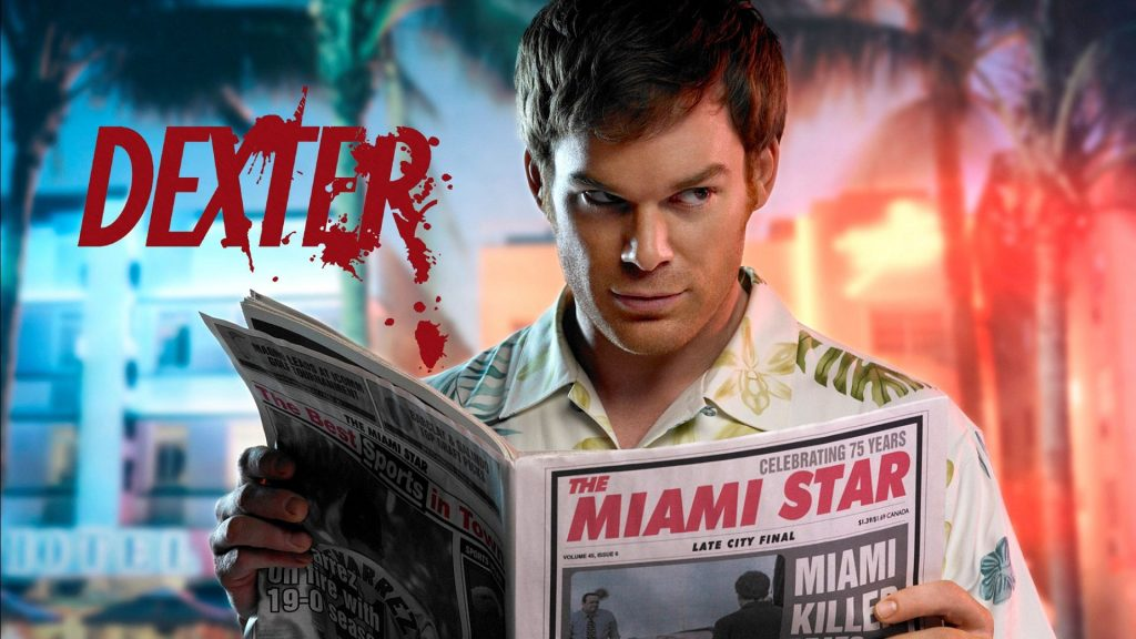 Dexter Full HD Background