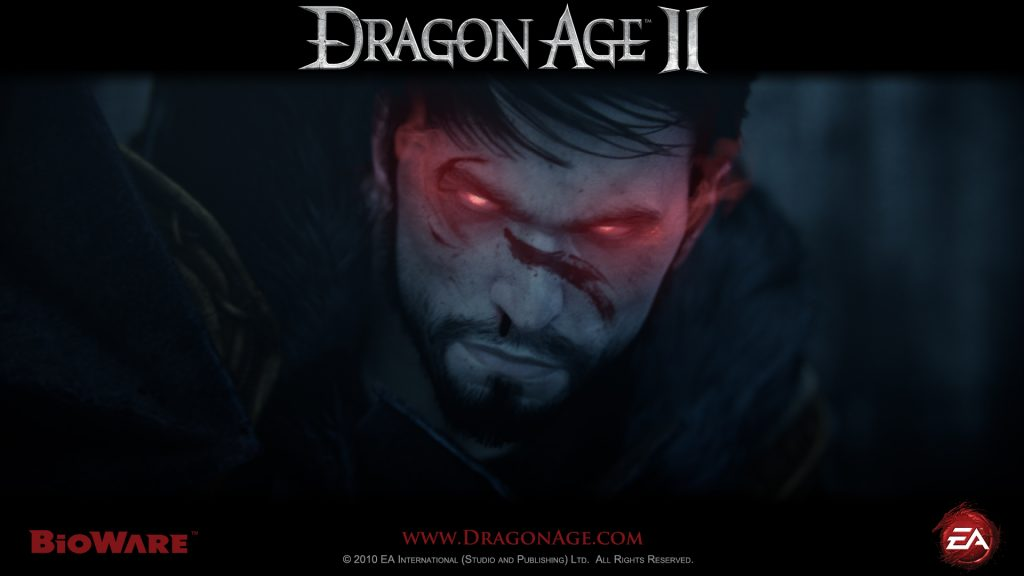 Dragon Age II Full HD Wallpaper
