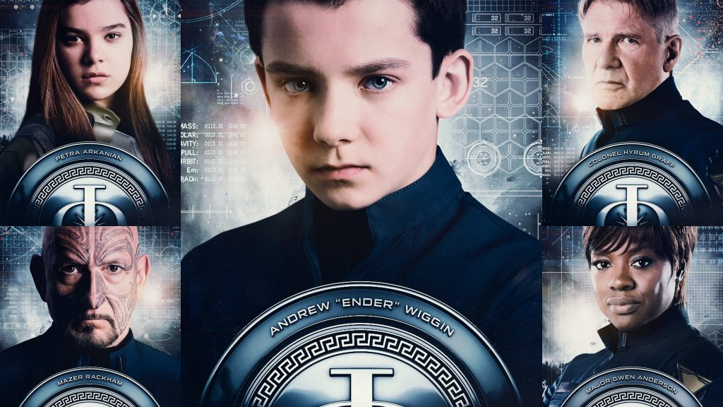 Ender's Game Wallpaper