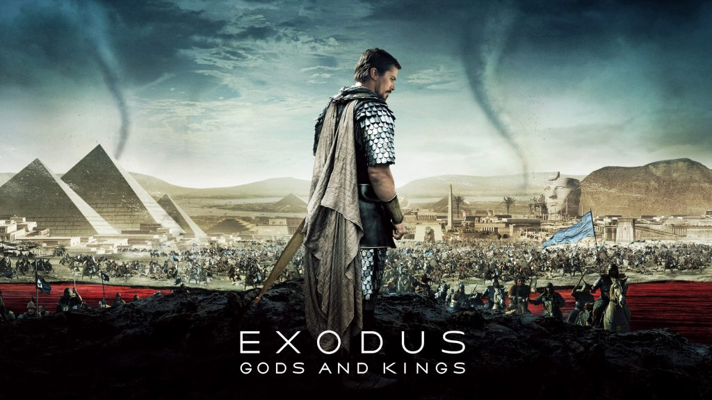 Exodus: Gods And Kings 4K UHD Wallpaper