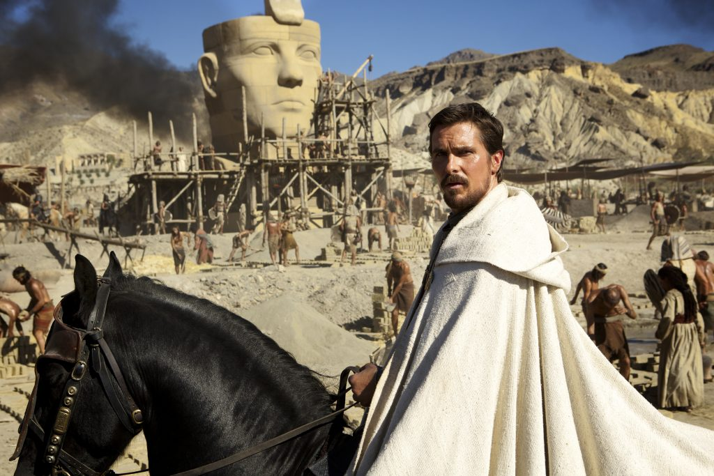 Exodus: Gods And Kings Wallpaper