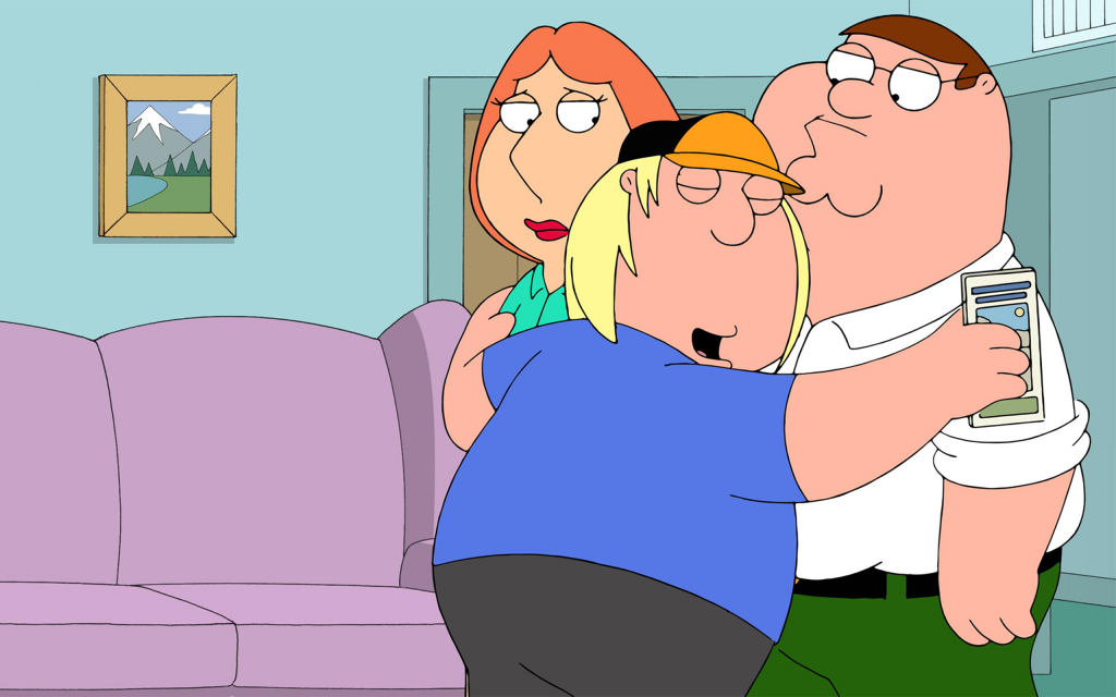 Family Guy HD Widescreen Wallpaper