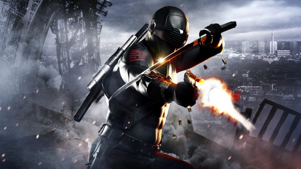 G.I. Joe: The Rise Of Cobra Full HD Wallpaper