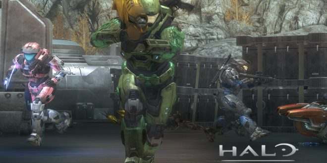 Halo: Reach Wallpapers