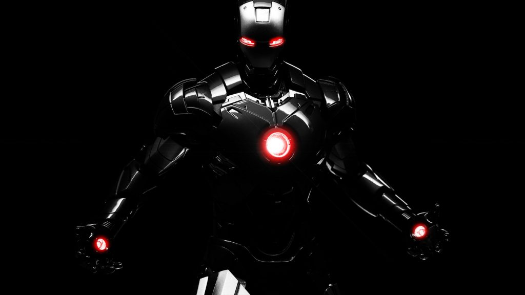 Iron Man Full HD Background