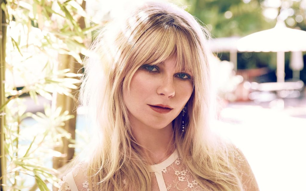 Kirsten Dunst Widescreen Wallpaper