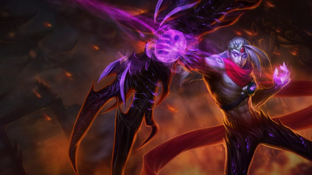 League Of Legends Full HD Wallpaper
