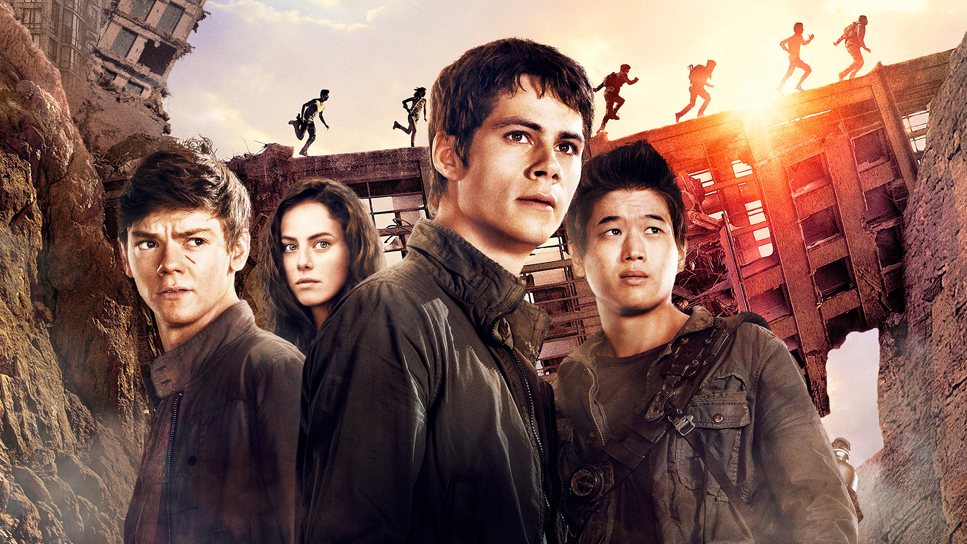 Maze Runner The Scorch Trials Wallpapers Pictures Images