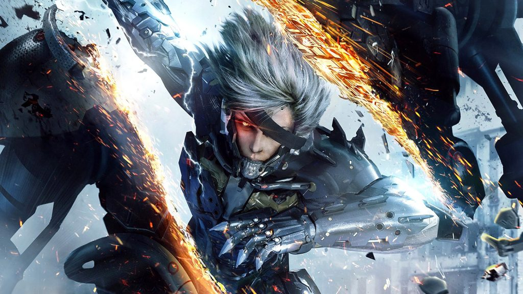 Metal Gear Rising: Revengeance Full HD Wallpaper