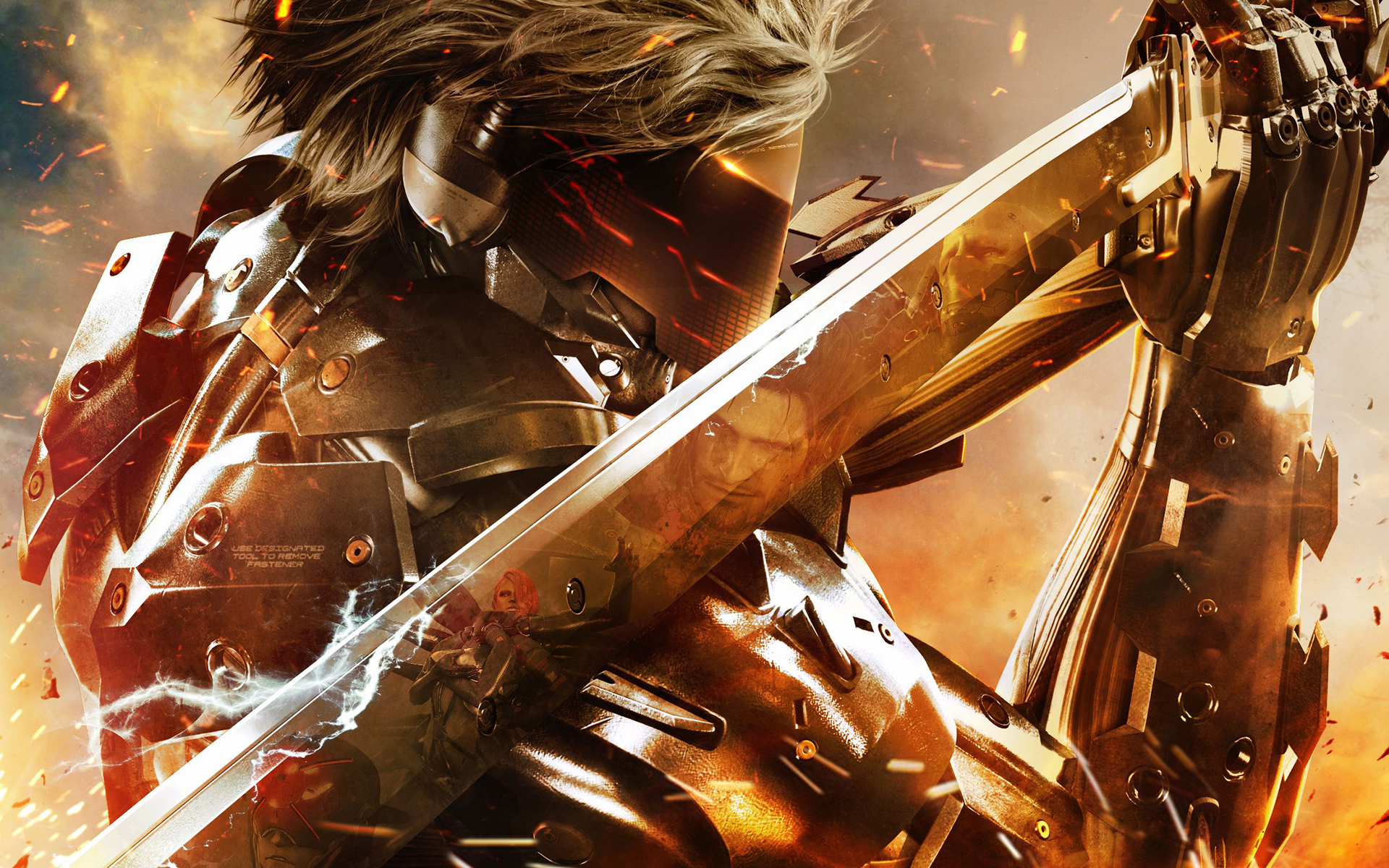 Metal Gear Rising Revengeance Wallpapers Pictures Images