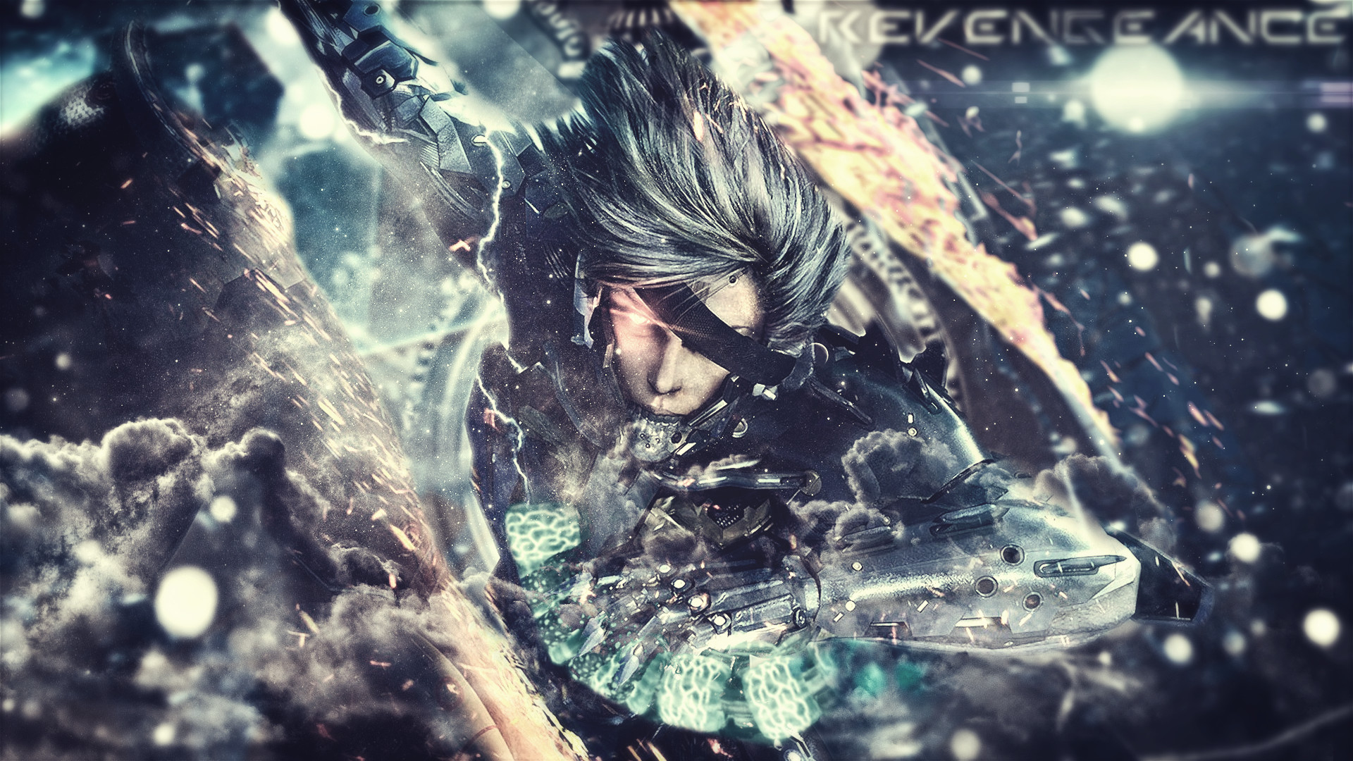 Metal Gear Rising: Revengeance Wallpapers, Pictures, Images
