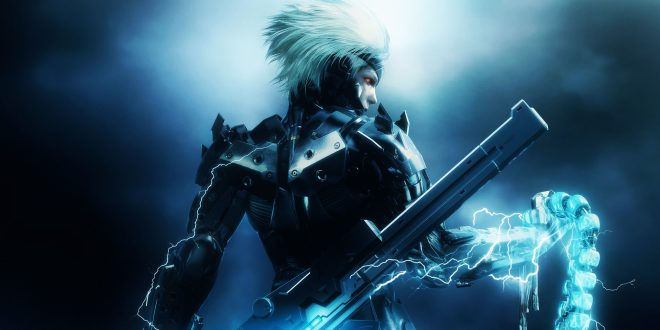 Metal Gear Rising: Revengeance Wallpapers