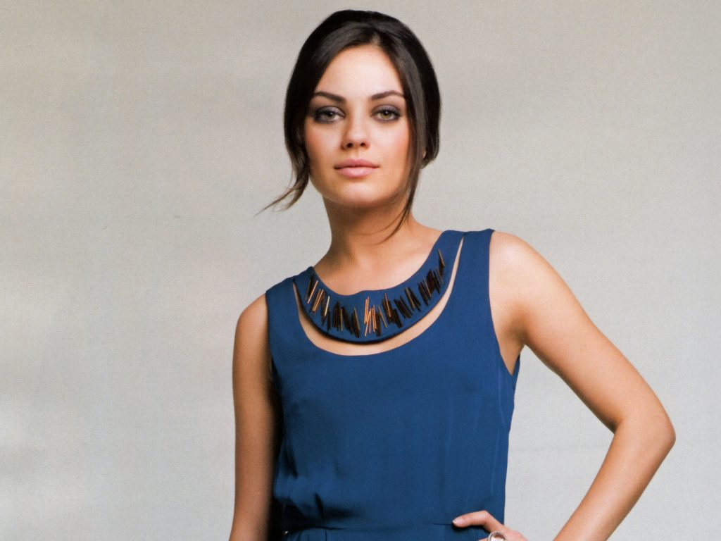 Mila Kunis Background