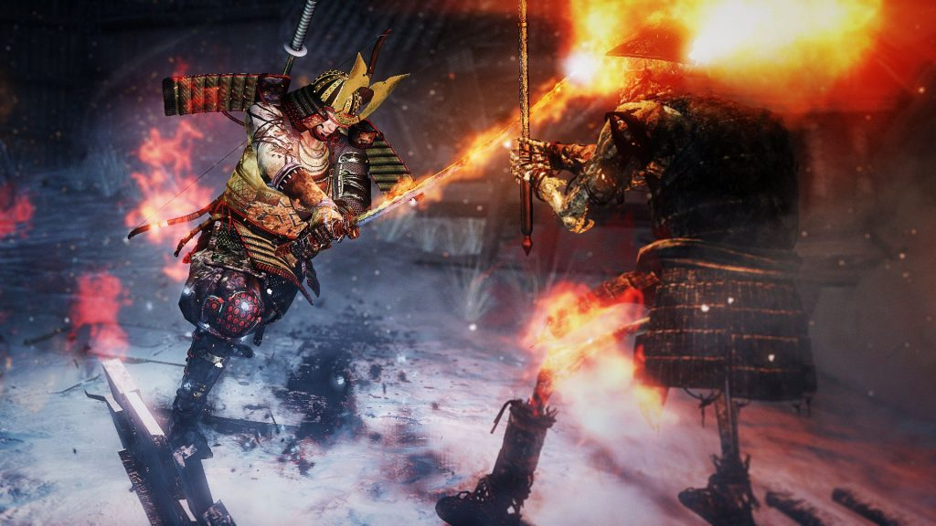 Nioh Full HD Background