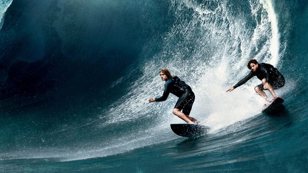 Point Break 4K UHD Wallpaper
