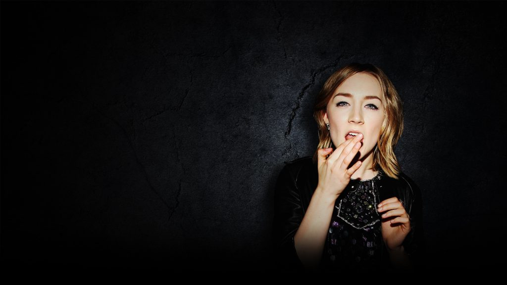 Saoirse Ronan Full HD Background
