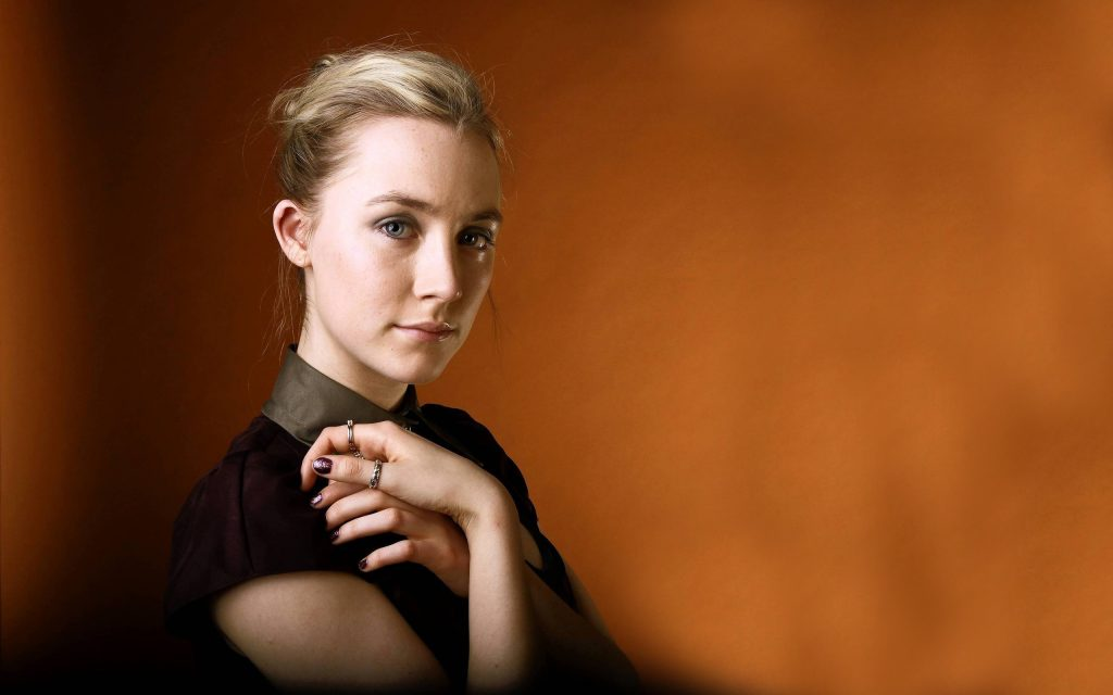 Saoirse Ronan Widescreen Background