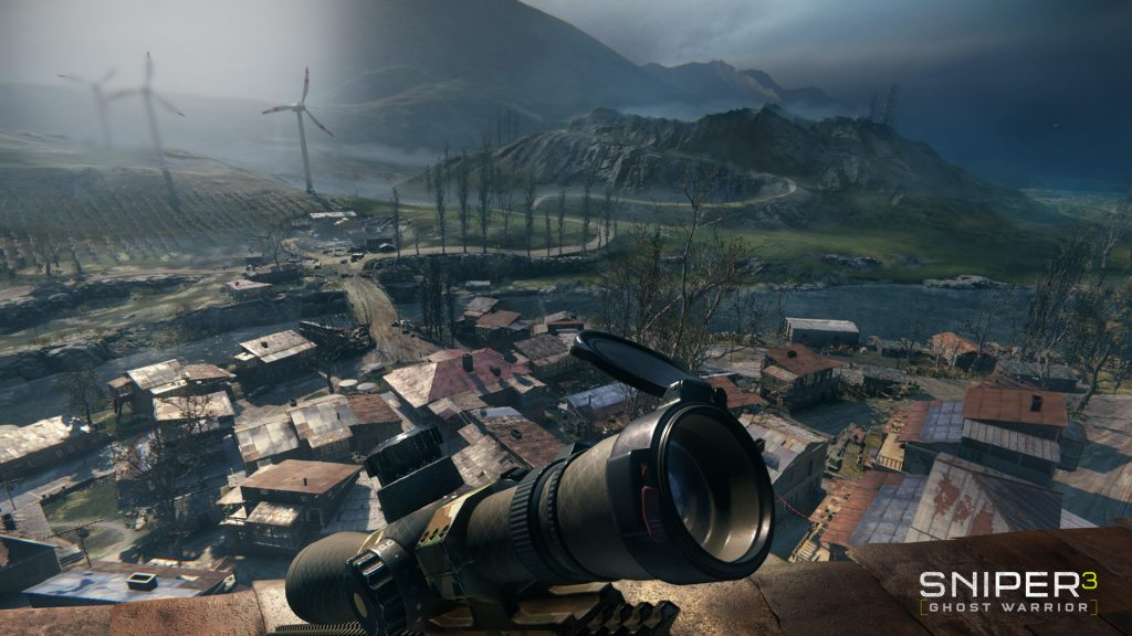 Sniper: Ghost Warrior 3 Full HD Wallpaper