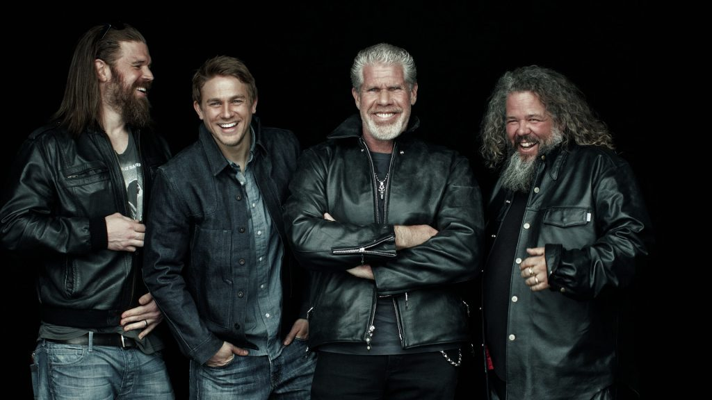 Sons Of Anarchy HD Full HD Wallpaper