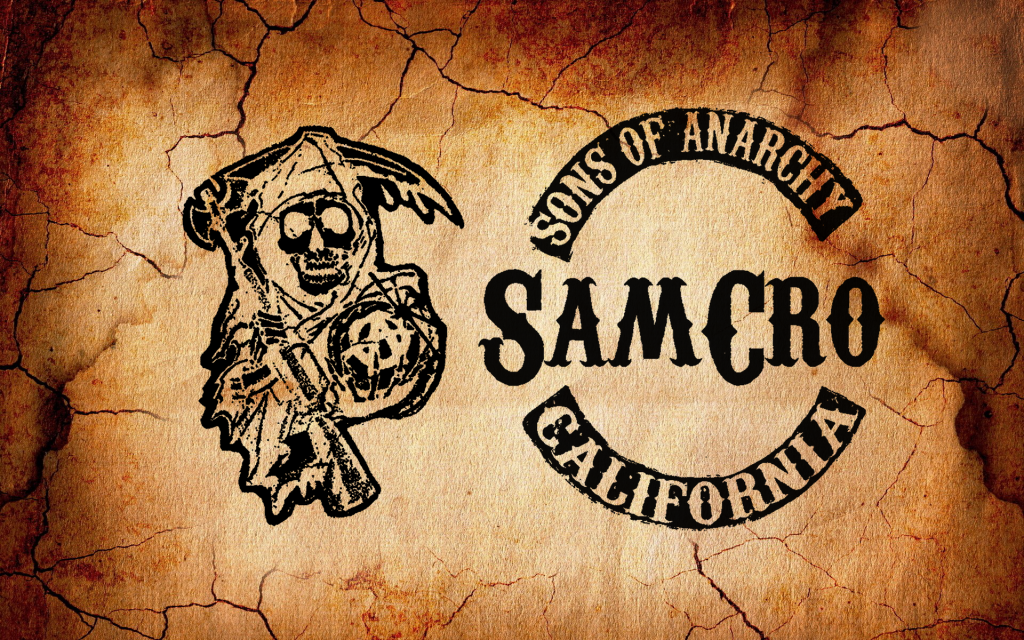 Sons Of Anarchy HD Widescreen Wallpaper
