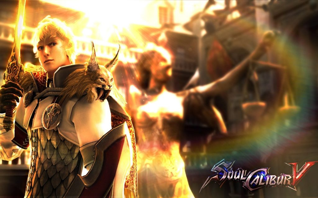 Soulcalibur Widescreen Background