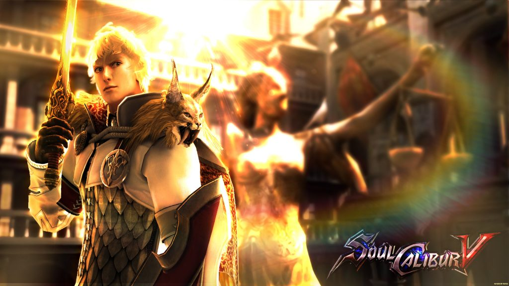 Soulcalibur Full HD Background