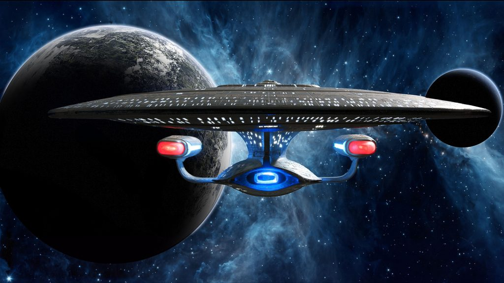 Star Trek: The Next Generation Background