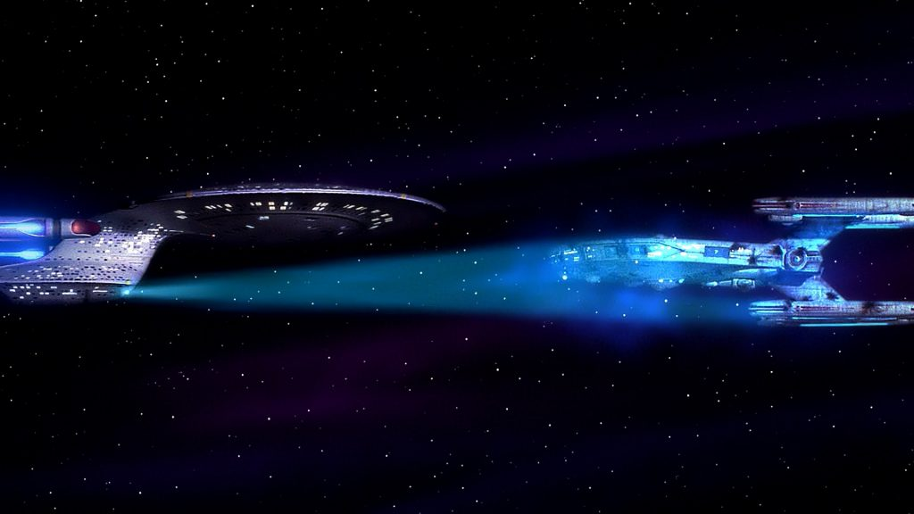 Star Trek: The Next Generation Full HD Background
