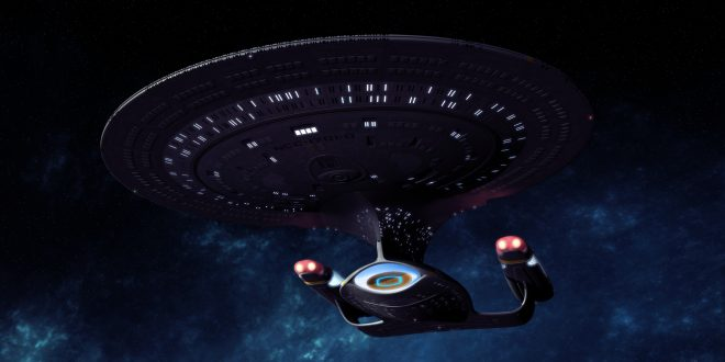 Star Trek: The Next Generation Backgrounds