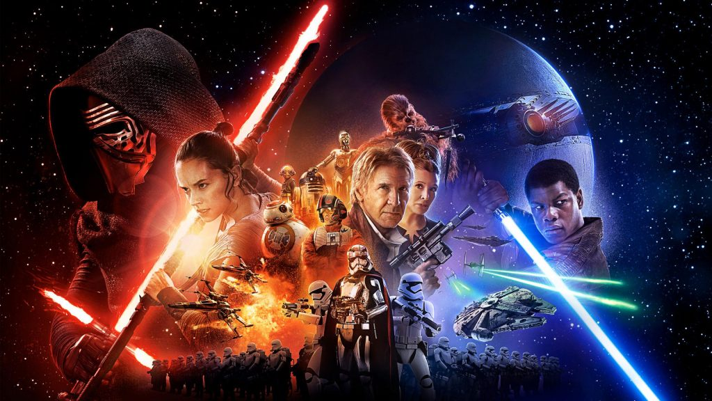 Star Wars Episode VII: The Force Awakens HD Quad HD Wallpaper