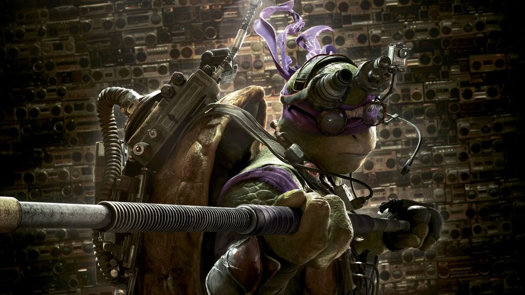 Teenage Mutant Ninja Turtles (2014) Wallpaper